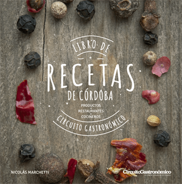 Libro de recetas de Córdoba
