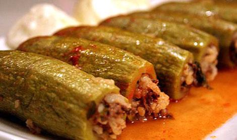 Circuito Gastronomico Receta De Al Sahara Cusa Zucchinis