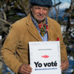 Francis Mallmann saca el salmón de sus restaurantes y denuncia los riesgos de las salmoneras en Ushuaia