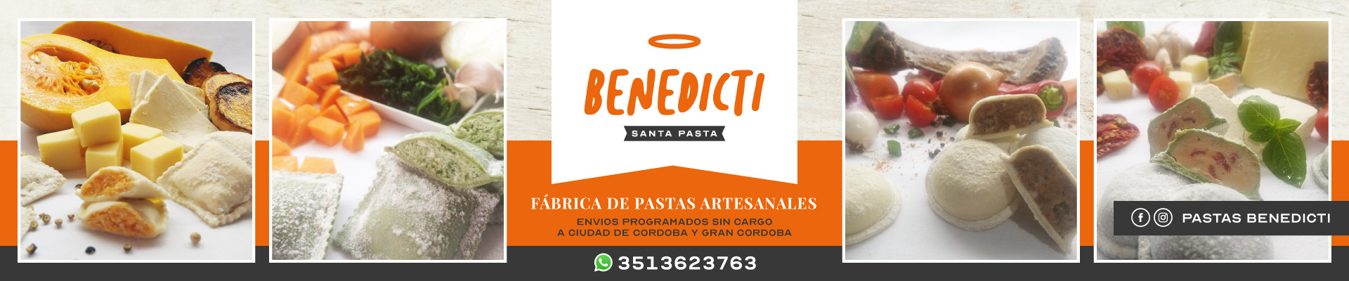 Benedicti Pastas